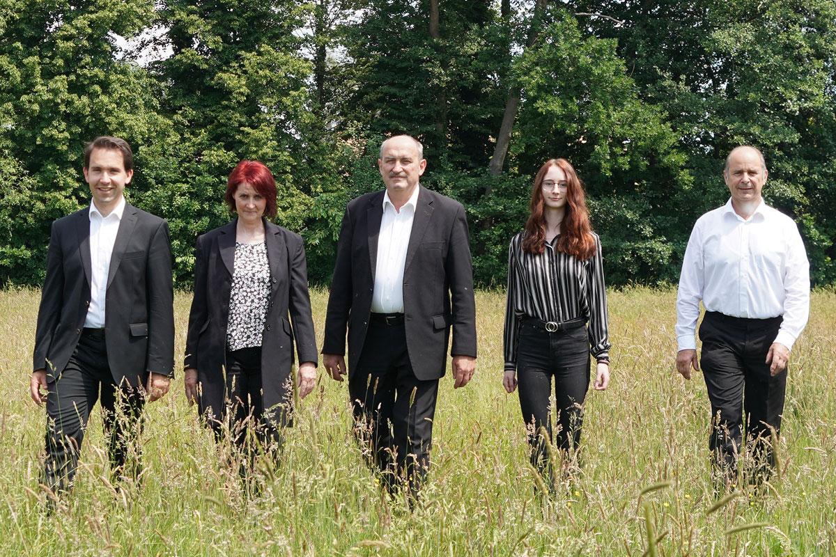 Team Bestattungshaus Bonitz-Pech